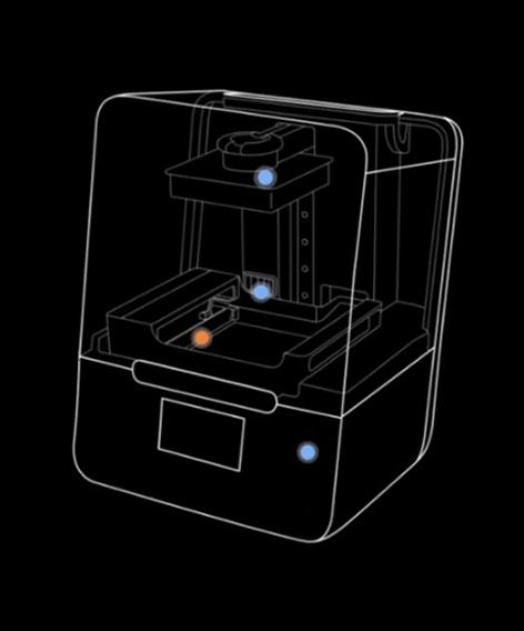 樹脂レベリングセンサー