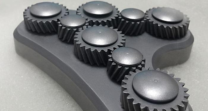Xjet 金属 3Dプリント