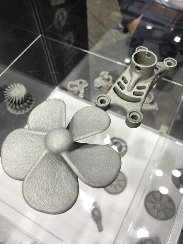 ストラタシス 金属3Dプリンター