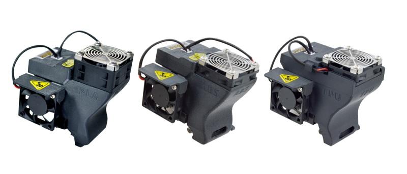 UP300 3Dプリンター ノズル