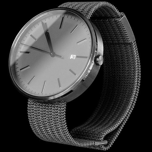 金属3Dプリンター 時計 UniformWares