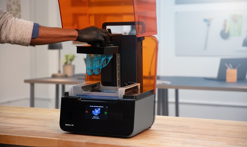 From 3, Formlabs,