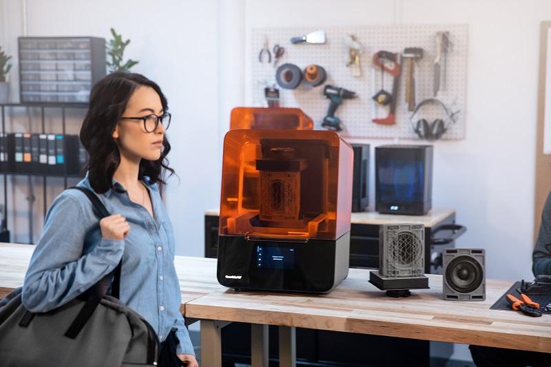 Form 3, 3Dプリンター