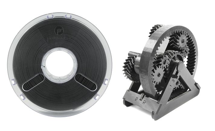 3Dプリンター用ポリカーボネート(PC)フィラメント PolyMax PC