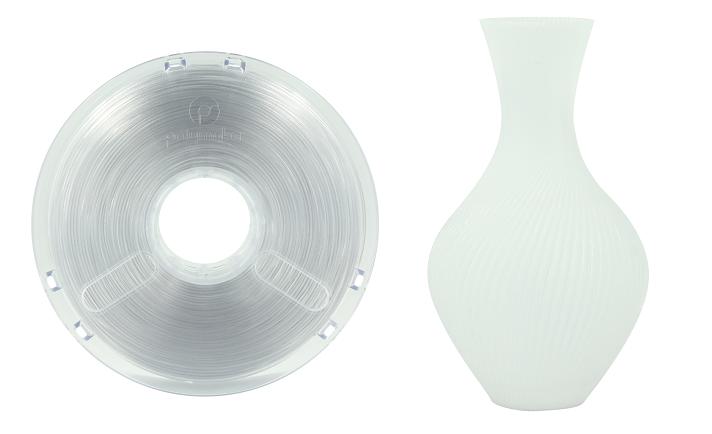 3Dプリンター用ポリカーボネート(PC)フィラメント PolyLite PC