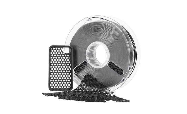 3Dプリンター用ゴム(エラストマー)フィラメント材料