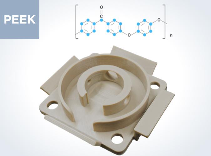 PEEK スーパーエンジニアリングプラスチック
