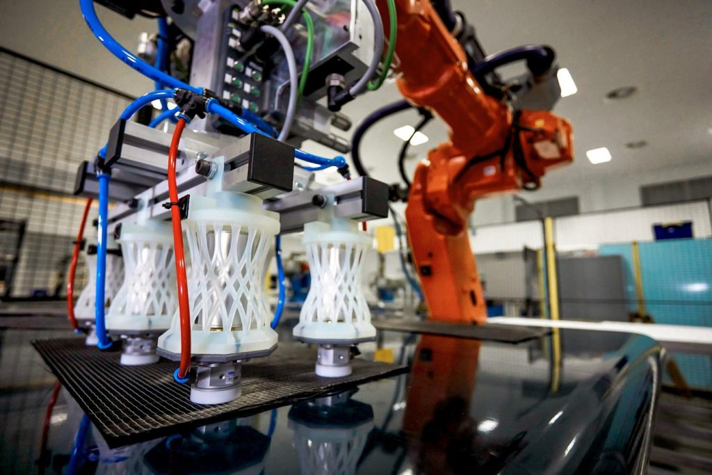 3Dプリンター製造
