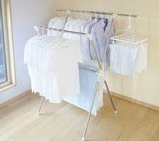 洗濯と部屋干しの歴史